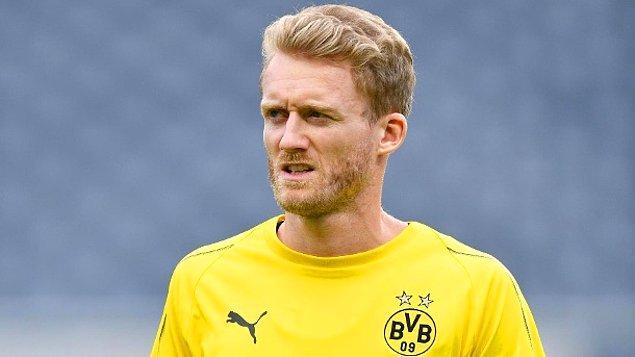 13. Andre Schürrle / Borussia Dortmund ➡️ Beşiktaş