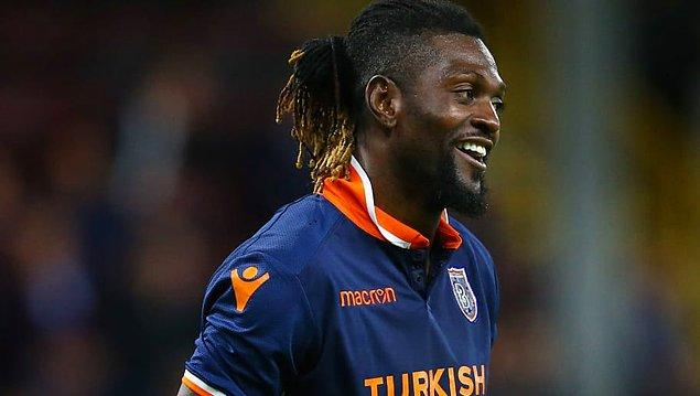 4. Emmanuel Adebayor / Kulüpsüz ➡️ Gazişehir Gaziantep
