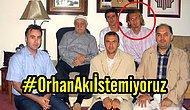 Beşiktaş Taraftarı Teknik Ekibe Dahil Edilen Orhan Ak'a Tepkilerini Gösteriyor: #OrhanAkıİstemiyoruz