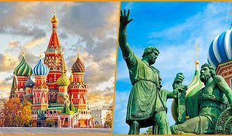 Bir Benzeri İnşa Edilemesin Diye Mimarının Korkunç Ivan Tarafından Kör Edildiği Masalsı Yapı: Aziz Vasil Katedrali