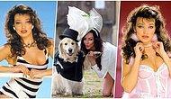 Yaşadığı 220 İlişkiden Sonra Erkeklerden Ümidini Kesip Köpeği ile Evlenmeye Karar Veren Model Elizabeth Hoad