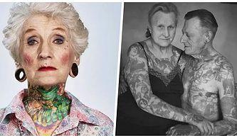 Dövmelerle Yaşlanmanın Nasıl Bir Şey Olduğunu Gözler Önüne Seren 22 Genç Ruhlu İnsan