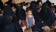 New York Times: IŞİD Bağlantıları Nedeniyle 800 Türk Kadın ve Çocuk Irak'ta Gözaltında