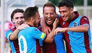 Trabzonspor Üçüncü Hazırlık Maçında da Berabere Kaldı!