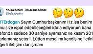 Kafalar Yandı Yine: Herkese Hz. İsa Olduğunu Yazarak Gündem Olan Bir Garip Twitter Hesabı