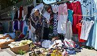 90 Yaşında Pazarda Tezgah Açıp, Hasta Oğluna Bakan Fahriye Nine: 'Zor Oluyor Ama Yaşamak İçin Çalışmak Zorundayım'