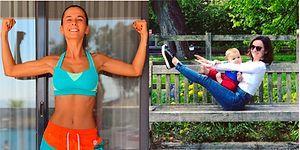 """""""Şimdi Ben Nasıl Spor Yapacağım?"""" Diyenlere Özel Evde Spor Yapabileceğinizi Gösteren 11 Instagram Hesabı"""