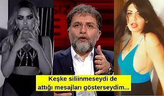 Hadise ve Ebru Polat'ın Gündem Olan Seksi Dans Videolarını Gazeteci Ahmet Hakan Yorumsuz Bırakamadı!
