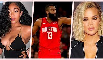 Bu Kavga Bitmez! Jordyn Woods, Khloé Kardashian'ın Eski Sevgilisi James Harden ile Partide Yakalandı!