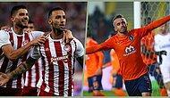 Medipol Başakşehir'in Şampiyonlar Ligi 3.Eleme Turu'ndaki Rakibi Olympiakos Oldu!
