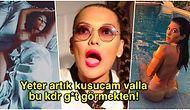 Demet Akalın, Kardashian Bacıların Çıplak Fotoğraflarına Yaptığı Yorumlarla 'Oha Neler Oluyor?' Dedirtti