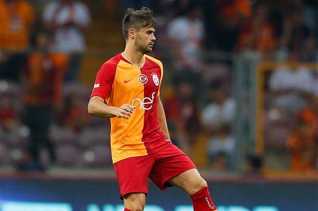 22. Ahmet Çalık / Galatasaray ➡️ Antalyaspor