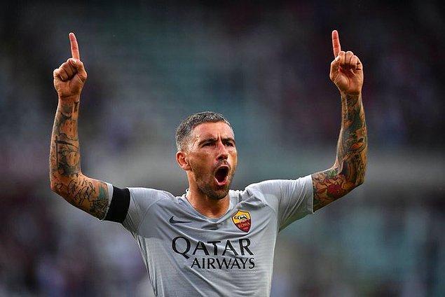 11. Aleksandar Kolarov / Roma ➡️ Fenerbahçe