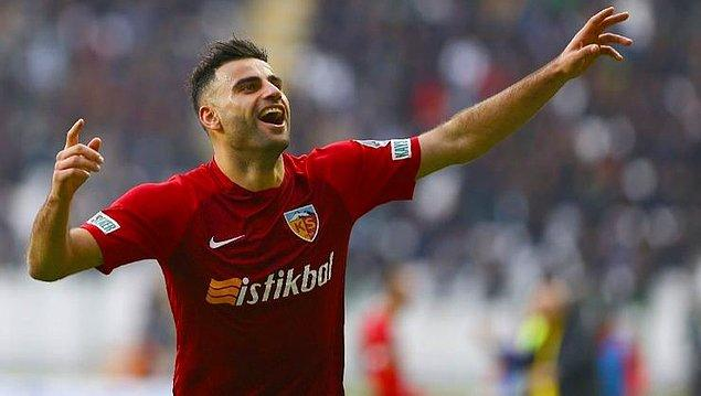 6. Deniz Türüç / Kayserispor ➡️ Fenerbahçe