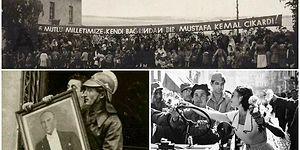 Türkiye'nin Küllerinden Doğarak Bugünlere Ulaştığı, Cumhuriyetin İlk Yıllarında Çekilmiş Bu Fotoğrafları Mutlaka Görmelisiniz!