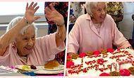 """107 Yaşındaki Tonton Louise Uzun Yaşamın Sırrını Açıkladı: """"İtalyan Yemeği, Dans ve Asla Evlenmemek!"""""""