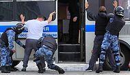 Rusya'da Yerel Seçim Protestosu: 600 Kişi Gözaltına Alındı, 6 Kişi Yaralandı