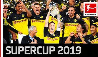 Almanya Süper Kupası'nın Sahibi Borussia Dortmund Oldu!