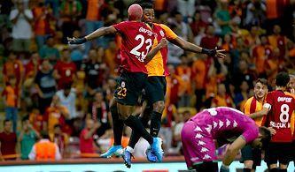 Galatasaray, Panathinaikos'u Mağlup Etmesini Bildi