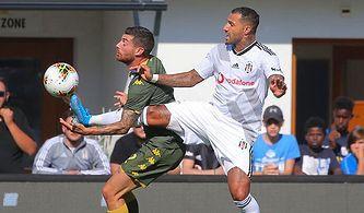 Beşiktaş, Avusturya'daki Son Hazırlık Maçında Brescia'ya Mağlup Oldu