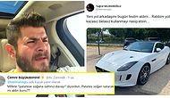 """Arabasından Çektiği Videolarda """"Patates Soğana Vatanımızı Sattınız"""" Diye Çemkiren Tuğrul Selmanoğlu'nun Lüks Arabasına Tepki Yağdı!"""