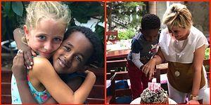 Mahallenin Muhtarları'yla Tanıdığımız Esra Akkaya ve Etiyopya'dan Evlat Edindiği Oğlu Can Aleks'in Kalpleri Isıtan Instagram Paylaşımları