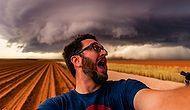 Thor'un Çekici, Mike'ın Kamerası! Fırtınaların Ortasına Dalan Cesur Fotoğrafçıdan Nefesinizi Kesecek Kareler