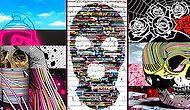 Sanatın Her Tonu! Katman Katman Yetenek Dolu Grafiti Ustası Sokakları Sanat Galerisine Çeviriyor