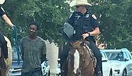 Teksas Polisi Özür Diledi: Kölelik Dönemini Hatırlatan Utanç Fotoğrafı