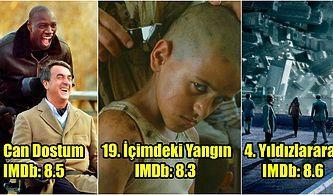 İzlemeyen Kalmasın! IMDb Puanlarına Göre Son 10 Yıla Damgasını Vuran En İyi 21 Film