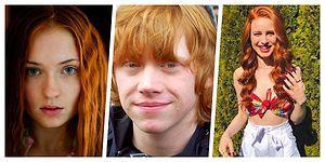 Bakmaya Doyamıyoruz! Kızıl Saçları ve Sakallarıyla Hepimizin Kalbini Ateşe Veren 26 Ünlü