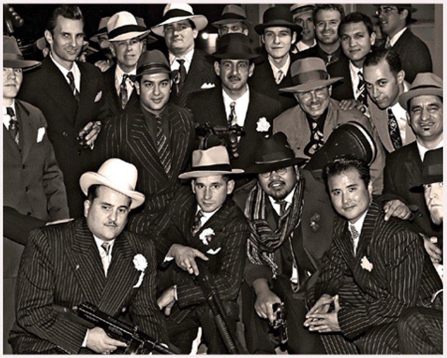 этого требуется гангстеры из италии фото также витки