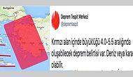 Denizli'deki Depremleri Birkaç Gün Öncesinden Tahmin Eden Hesap Twitter'ın Gündeminde