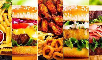 Dünyanın Dört Bir Yanından 5 Fast Food Ürünü Seç Doğum Tarihini Tahmin Edelim!