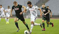 Üstünlüğünü Koruyamayan Beşiktaş, Panathinaikos ile Berabere Kaldı