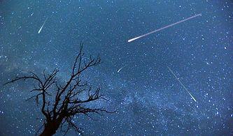 💫 Göğe Bakın! Perseid Meteor Yağmuru Bu Gece Başlıyor