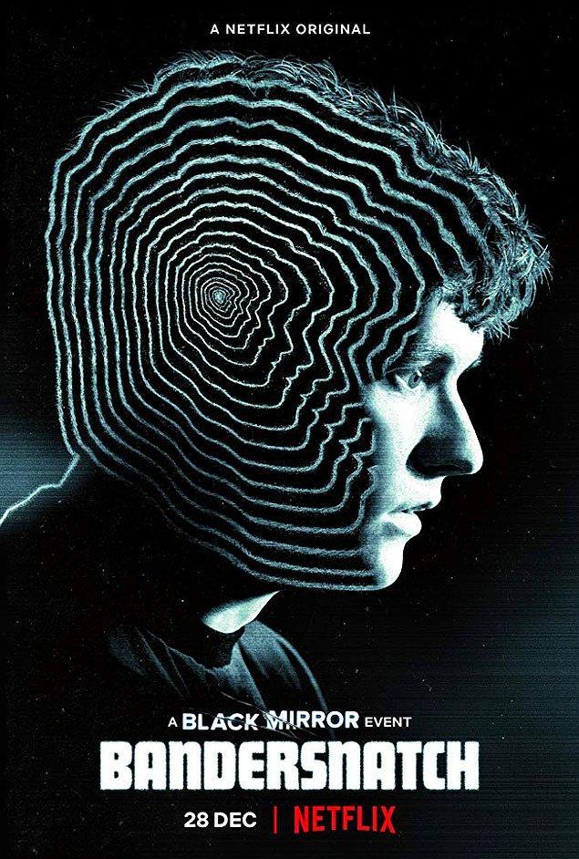 6. Genç bir yazılımcının oyun geliştirme serüvenini konu edinen Black Mirror: Bandersnatch, hangi yıllarda geçmektedir?