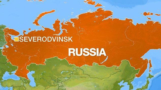 Rosgidromet, patlamadan sonra 180 bin nüfuslu kentte radyasyon ölçümleri yaptı