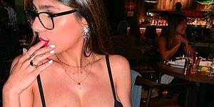Ünlü Yıldız Mia Khalifa'nın Porno Sektöründen Toplam 12.000 Dolar Kazandığını Açıklaması ve Gelen Haklı Tepkiler