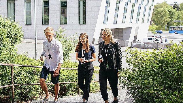 2011'de yapılan küresel ölçütte bir araştırmaya göre Finlandiya'daki şirketlerin yüzde 90'ı esnek çalışma koşulları sunuyor.