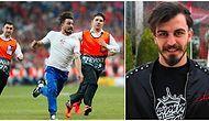 Liverpool-Chelsea Maçında Sahaya Atlayan Fenomen YouTuber Ali Abdüsselam Yılmaz Namıdiğer ''Deli Mi Ne?'' Kimdir?
