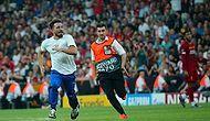 Maçın Heyecanıyla Atlamış: Liverpool-Chelsea Maçında Sahaya Giren 'YouTuber' Adli Kontrol Şartıyla Serbest Bırakıldı