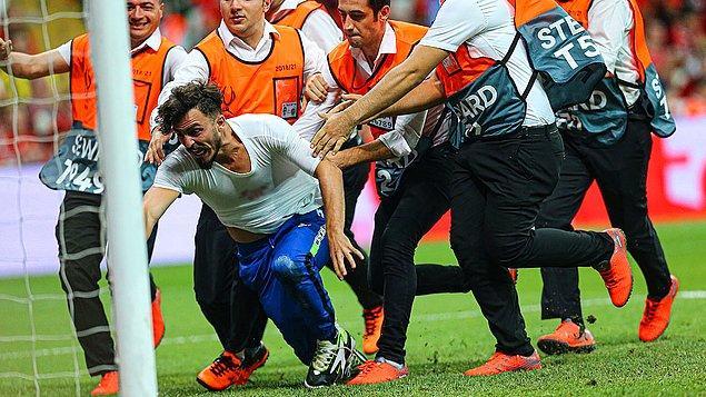 Futbol müsabakalarında 'seyirden men cezası' verildi