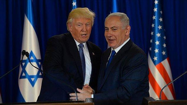 Trump İsrail'e çağrı yapmıştı