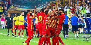 Yeni Malatyaspor Salladı Ama Yıkamadı!