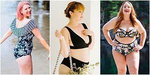 Instagram Yasakladı, Onlar Vazgeçmedi: Sadece Mayolarıyla Poz Vererek Vücutlarını Ne Kadar Sevdiklerini Gösteren Kadınlar
