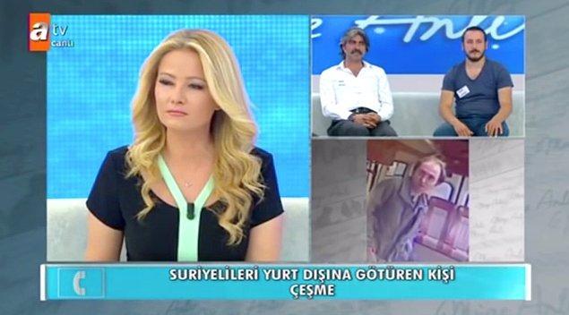 ATV ekranlarında sunduğu programda bir insan kaçakçısına telefonla bağlanan Müge Anlı'ya RTÜK'ten rekor ceza gelmişti.