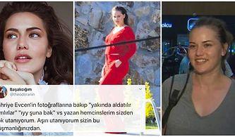 Dört Ay Önce Doğum Yapan Fahriye Evcen'in Son Görüntüsünü Eleştirenlere Sosyal Medyadan Tepki Yağdı!