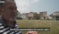 17 Ağustos Depremi'nin 20. Yılında Gölcük - Değirmendere'de Yaşam: 'Devletin Yapamadığını İki Çocuk Yaptı'