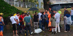 İstanbul Sular Altında: Ulaşım Felç, Bir Kişi Hayatını Kaybetti